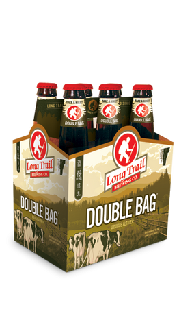 Longtrail Brewing Double Bag
