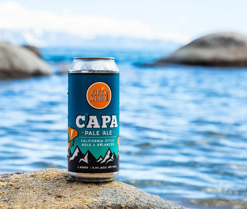 Fifty Fifty Brewing CAPA