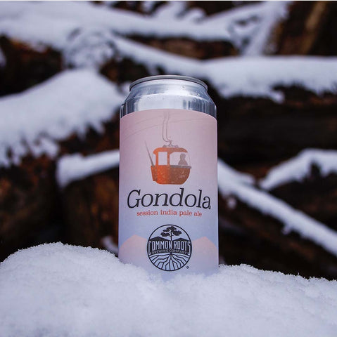 Common Roots Brewing Gondola Session