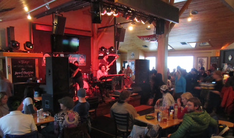 Trap Bar Grand Targhee