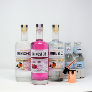 The Ultimate Minus 33 Party Pack (Three Bottles)