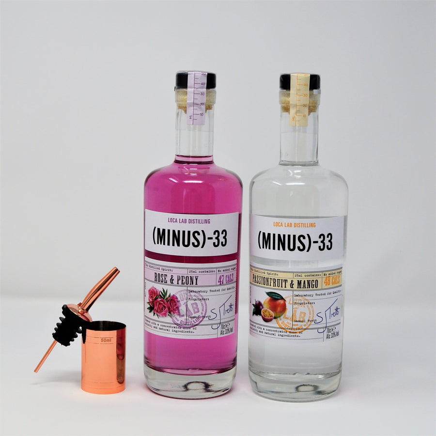 Minus 33 Cocktail Party Pack