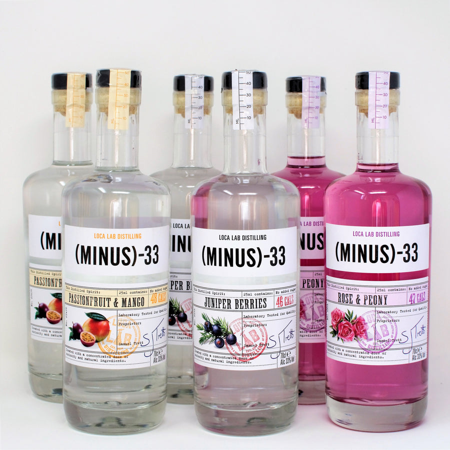 Minus 33 Mixed Case