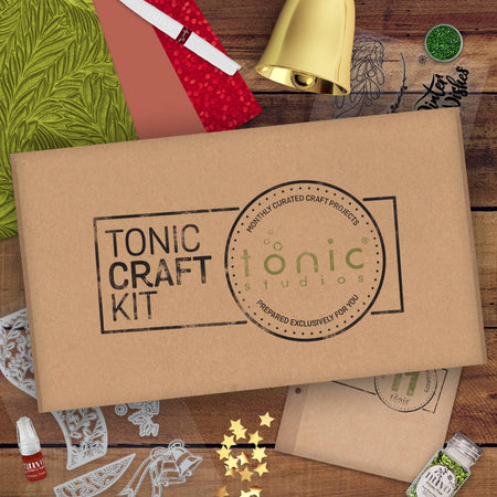 Tonic Craft Kit 11 - Festive Wishes - Inspiration