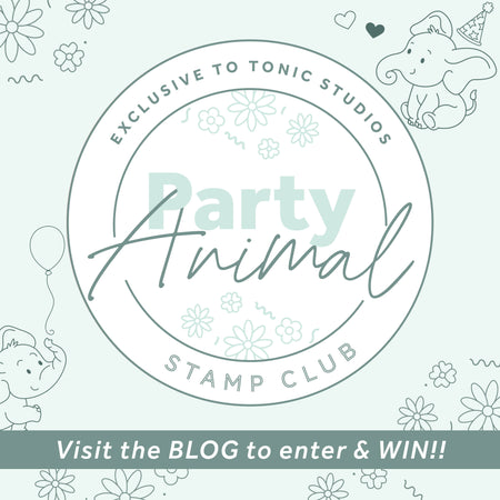 Stamp Club - Party Animals - Blog Hop