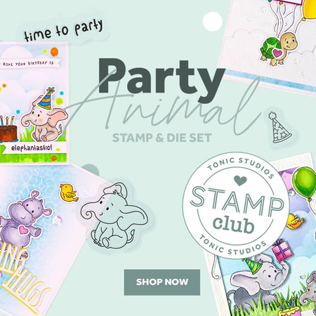 Stamp Club - Party Animals