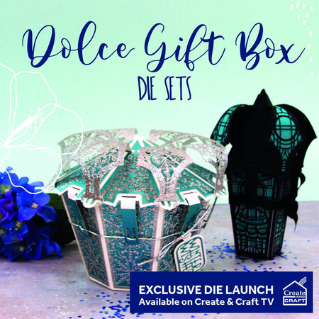 Dolce Gift Box Die Sets - Launch Details