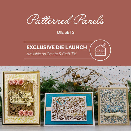 Patterned Panels - Launch Details