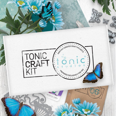 Tonic Craft Kit 06 - Butterfly Sparkle