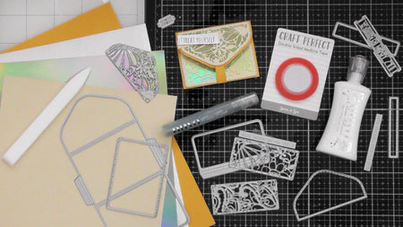 Tonic Craft Kit 38 With Christine Smith
