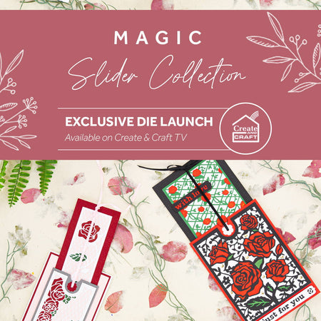 Magic Slider - Launch Details