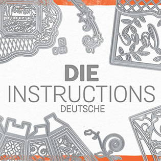 German Keepsake Tutorial