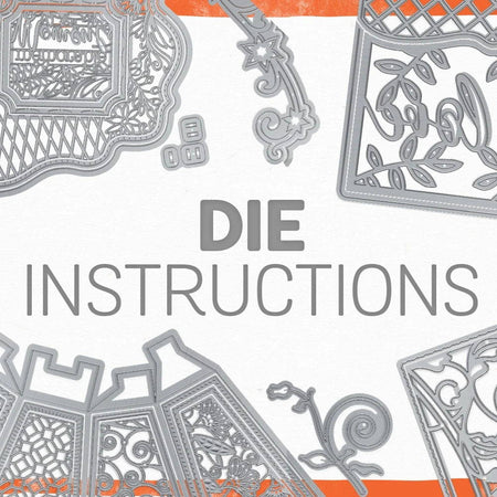 Die & Embossing Folders Tutorial