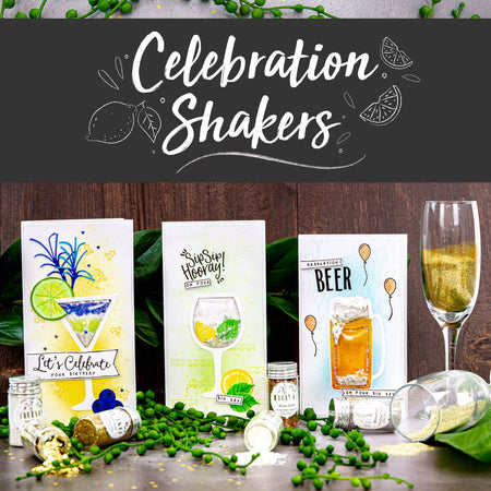 Celebration Shaker Die & Blisters - Launch Details