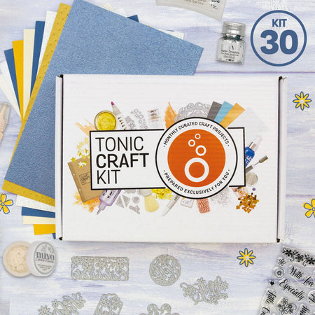 Tonic Craft Kit 30 - Spring Sentiments