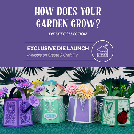 How Does Your Garden Grow Collection - Launch Details
