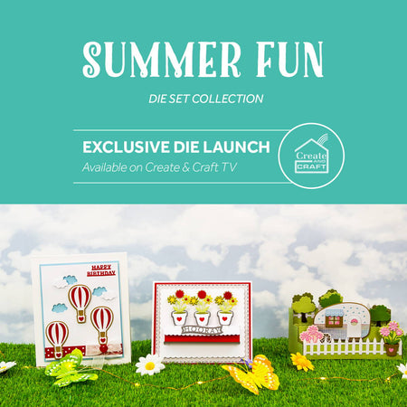 Summer Fun Collection - Launch Details