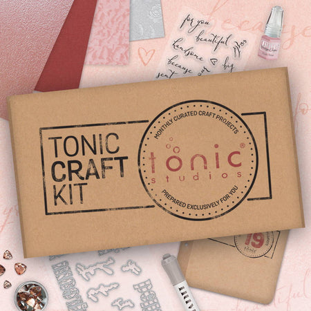 Tonic Craft Kit 19 - Sweet Sentiments - Inspiration