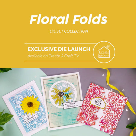 Floral Folds Collection - Launch Details
