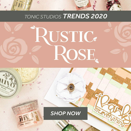 Trends - Rustic Rose