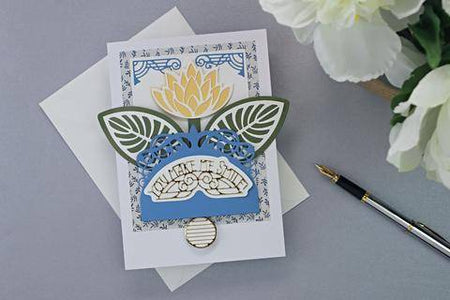 A Peek-a-Boo Card Tutorial by Bibi Cameron