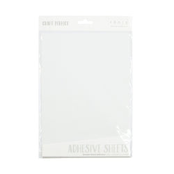 Craft Perfect - Adhesives - Double Sided Adhesive Sheets - A4 (5/PK) - 9760e - tonic studios