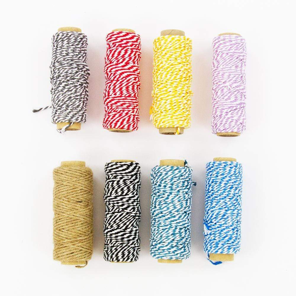 Craft Perfect bundel Craft Perfect - Bakers Twine Full Collection - CP002