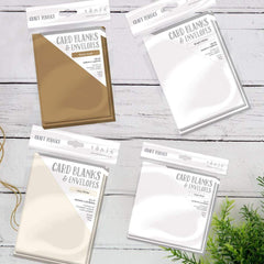 Craft Perfect bundle Craft Perfect - Card Blanks Bundle - UKB459