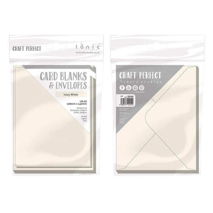 Craft Perfect bundle Craft Perfect - Card Blanks & Envelopes Bundle - UKB561