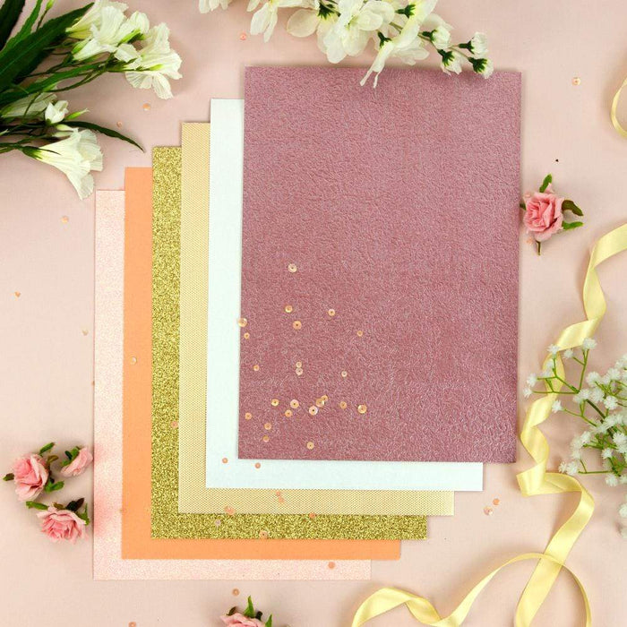 Craft Perfect bundle Craft Perfect - Card Bundle - Golden Princess - UKB519