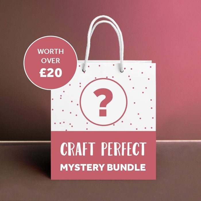 Craft Perfect bundle Craft Perfect - Mystery Bundle - UKBLK38