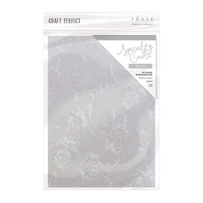 Craft Perfect bundle Craft Perfect - Snowy Christmas - Blue & White - UKB433