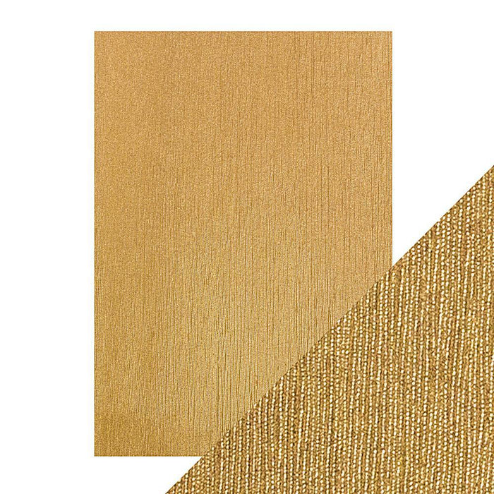 Craft Perfect Luxury Embossed Card Craft Perfect - Speciality Card - Luxury Embossed - Cinnamon Silk  - A4(5/PK) - 230gsm - 9830e