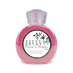 Nuvo Nuvo Glitter Nuvo - Pure Sheen Glitter - Candy Pink - 711n