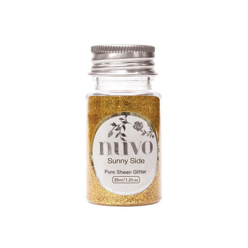 Nuvo Nuvo Glitter Nuvo - Pure Sheen Glitter  - Sunny Side 35ml - 1104n
