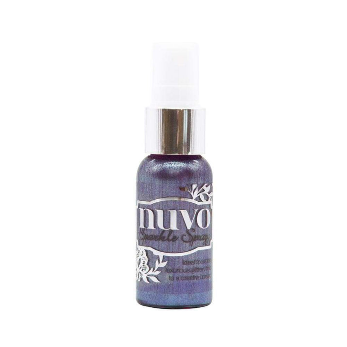 Nuvo Sparkle Spray Nuvo - Sparkle Spray - Lavender Lining - 1662n