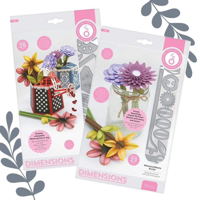 Tonic Studios bundle Tonic Studios - How Does Your Garden Grow Collection - WED279