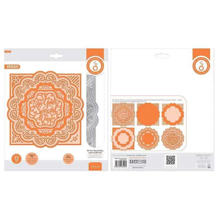 Tonic Studios bundle Tonic Studios - Layering Die Collection - 236B