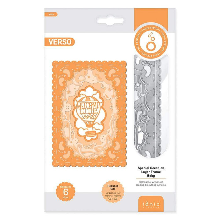 Tonic Studios bundle Tonic Studios - Special Occasions Layering Die Collection - 261B