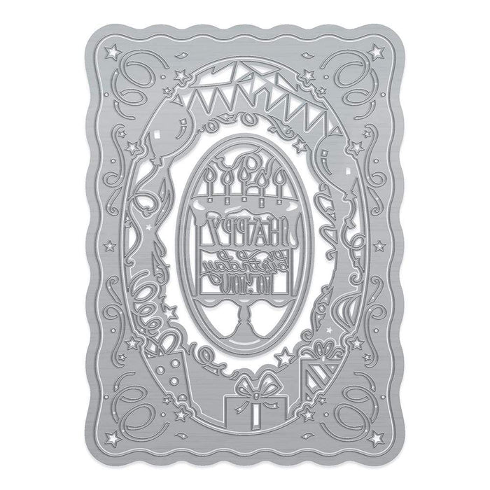 Tonic Studios Die Cutting Tonic Studios - Special Occasion Layer Frame - Birthday - 3892E