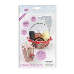 Tonic Studios Dimensions Tonic Studios - Dimensions - Basket Beautiful Alto Die Set - 2712E
