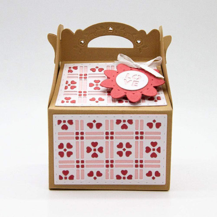 Tonic Studios Dimensions Tonic Studios - Out For Lunch Gift Box Die Set - Showcase Set - 3811E