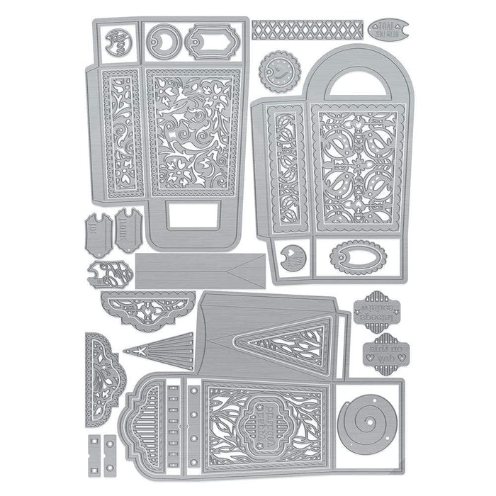 Tonic Studios Dimensions Tonic Studios - Perfect Party Bags Die Set - 3703E