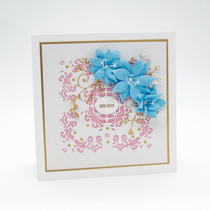 Tonic Studios Essentials Tonic Studios - Essentials - Cutesy Spray Die Set - 2430E