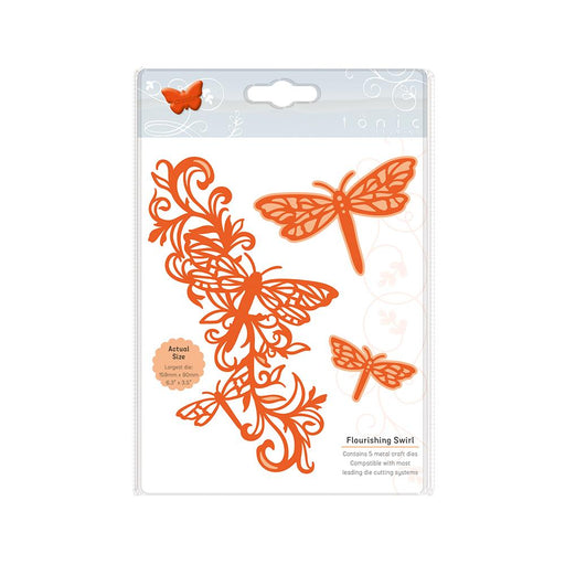 Tonic Studios Essentials Tonic Studios - Essentials - Flourishing Swirl - 2520E