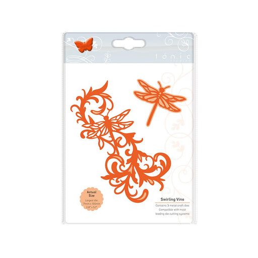 Tonic Studios Essentials Tonic Studios - Essentials - Swirling Vine - 2521E