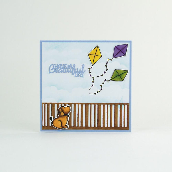 Tonic Studios Stamps Tonic Studios - Stamps - Marmalade's World Stamp Set - Accessory Set 5 - 1353e