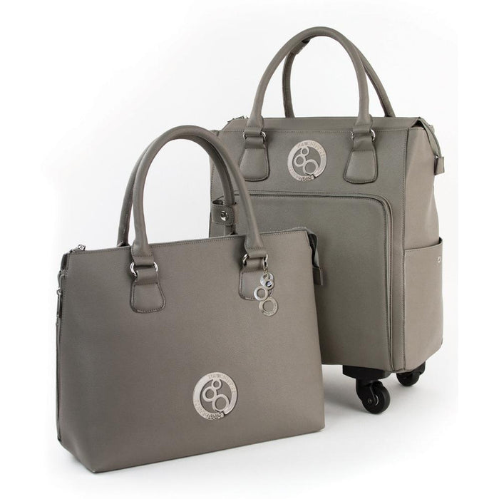 Tonic Studios Storage Tonic Studios - Luxury Storage - Handbag & Roller Set - Windsor Grey - 2999E