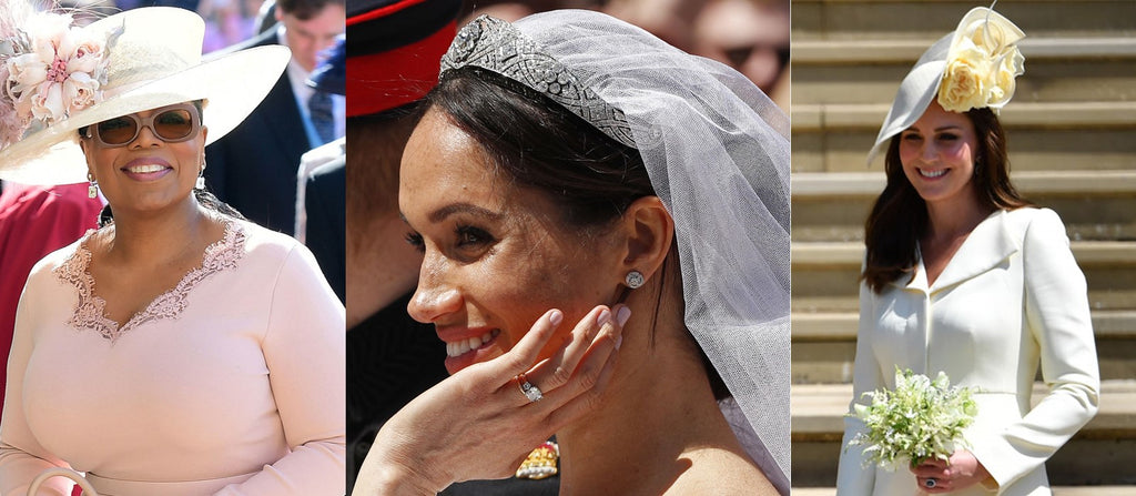 The Royal Wedding in jewellery