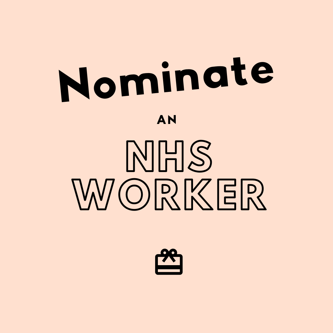 Nominate an NHS worker